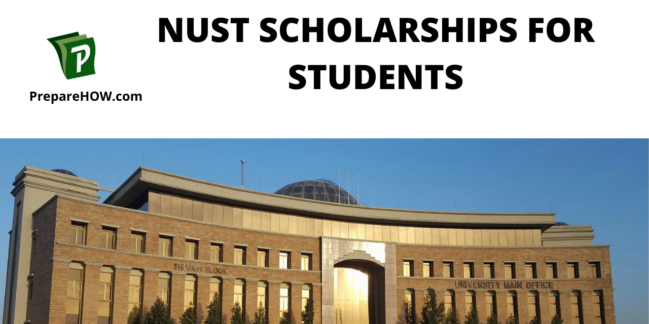 NUST Scholarships for students