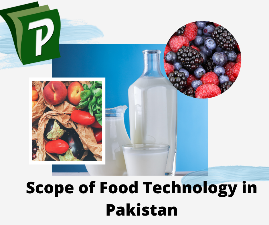 Scope of food technology