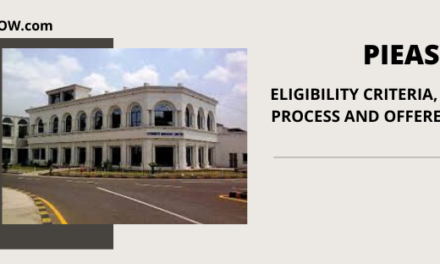 PIEAS Eligibility Criteria ,Application Process and Offered Programs