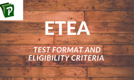 ETEA Test Format and Eligibility Criteria