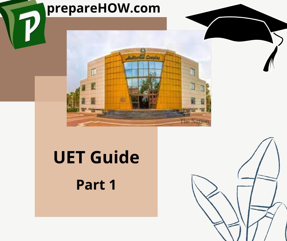UET guide