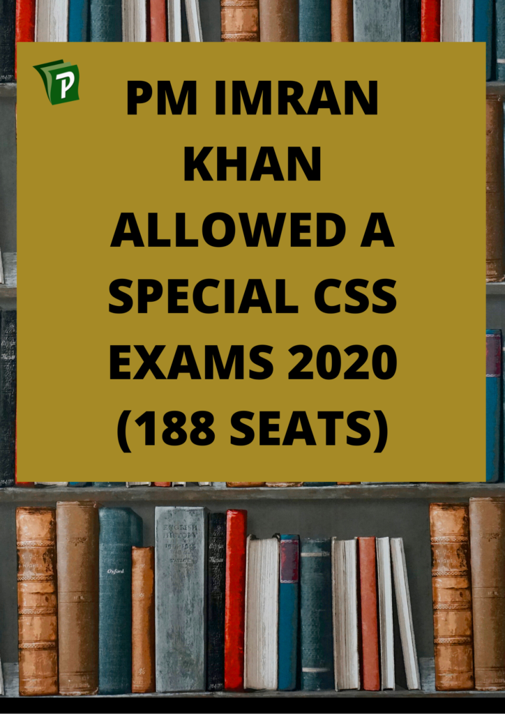 Special CSS exams