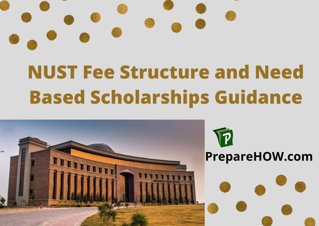 Nust need based scholarship
