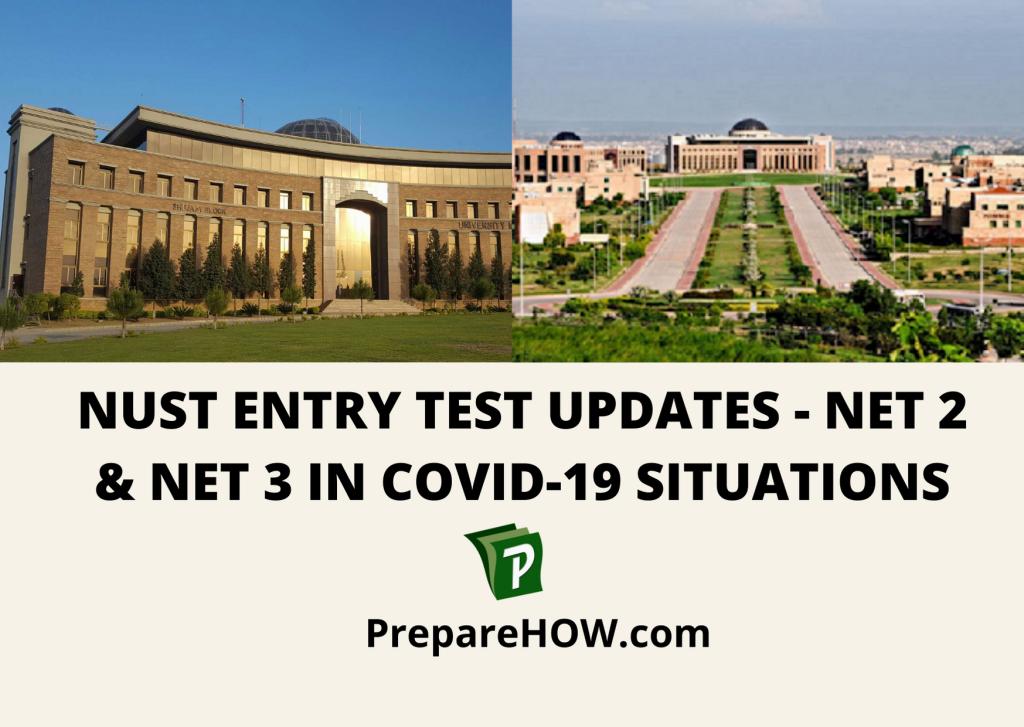 Nust Entry Test