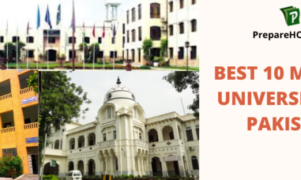 best 10 medical universities in pakistan