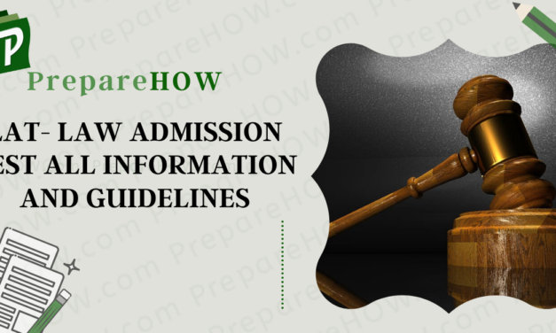 LAT- Law Admission Test All Information and guidelines
