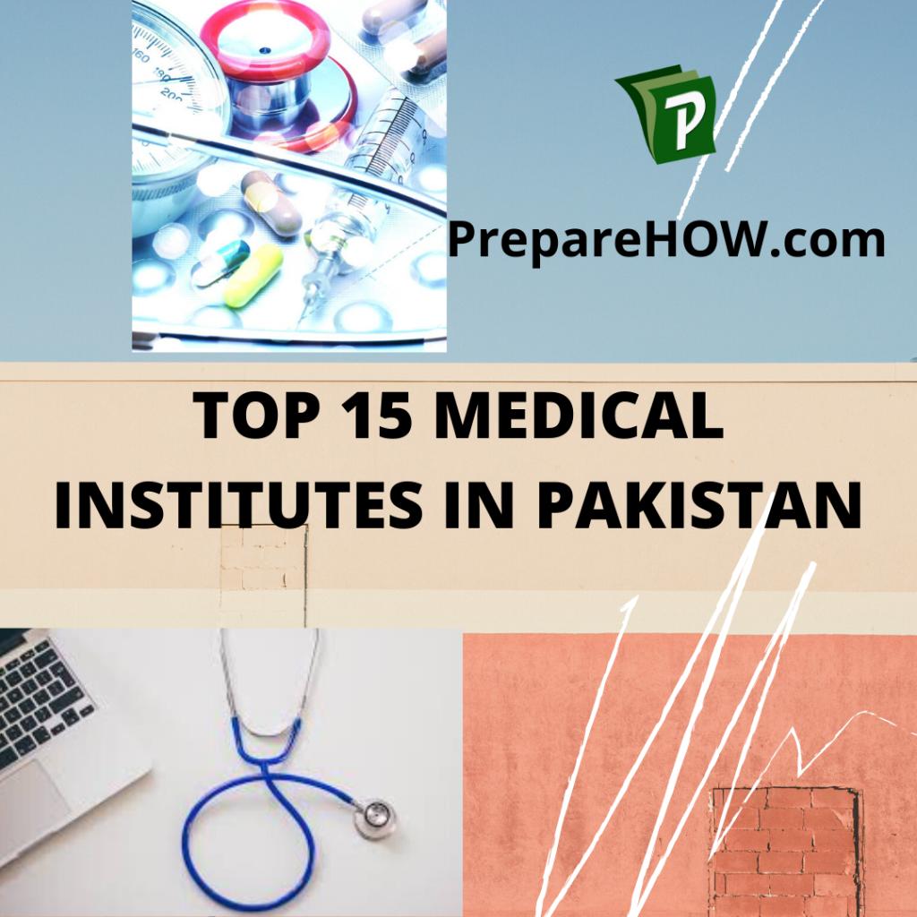 Medical Institutes in pakistan