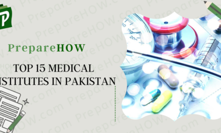 Top 15 Medical Institutes in Pakistan