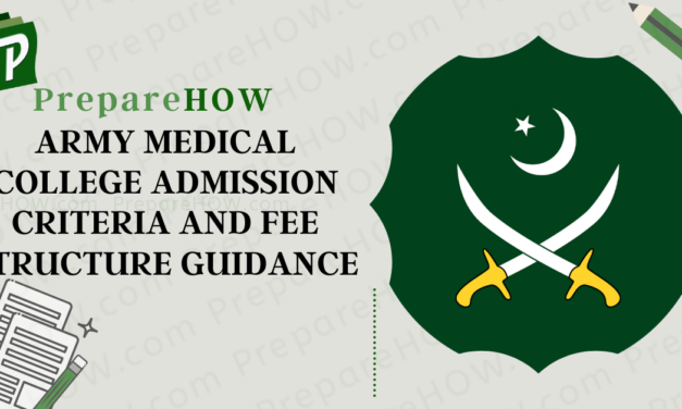 Army Medical College Admission Criteria and Fee Structure Guidance