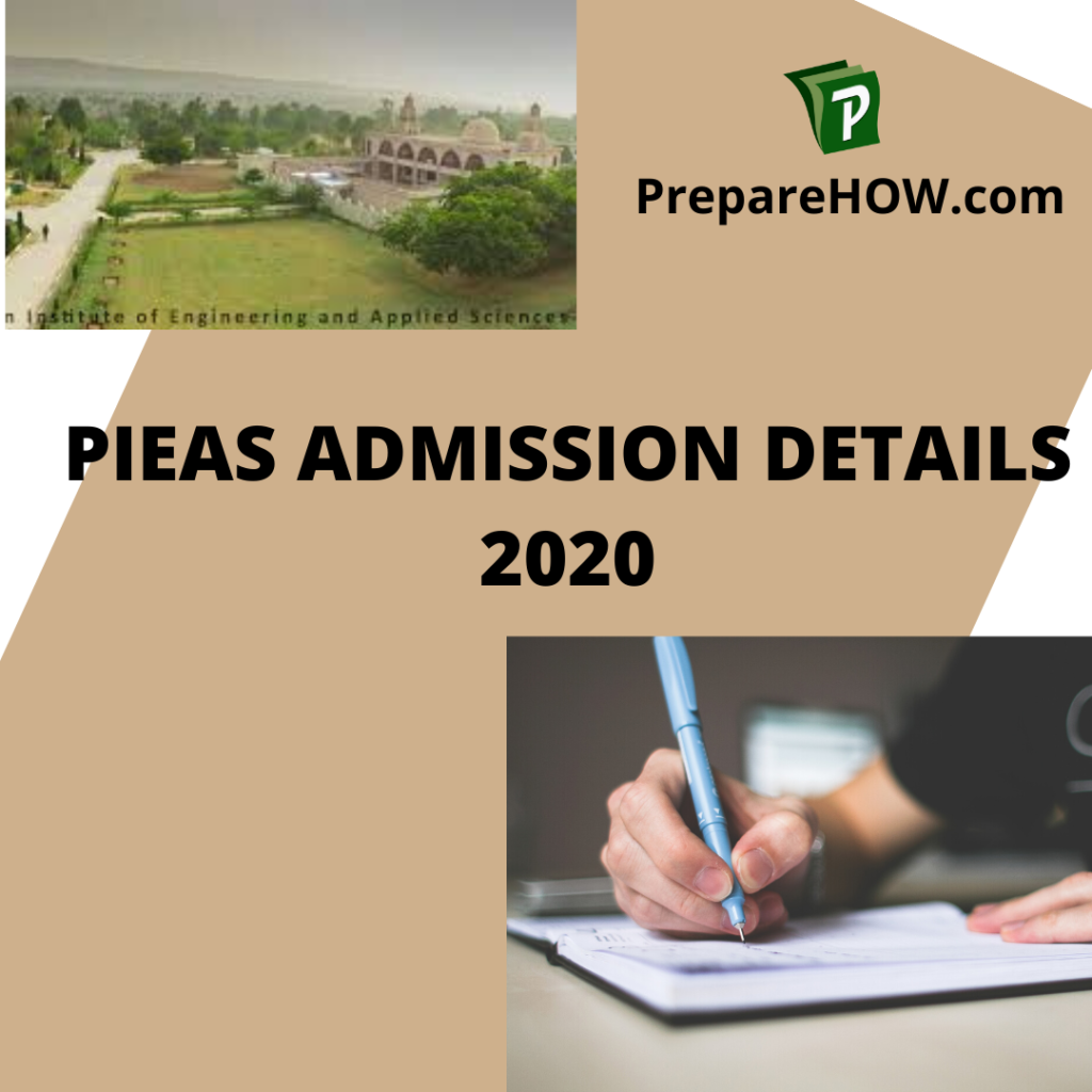 PIEAS Admission