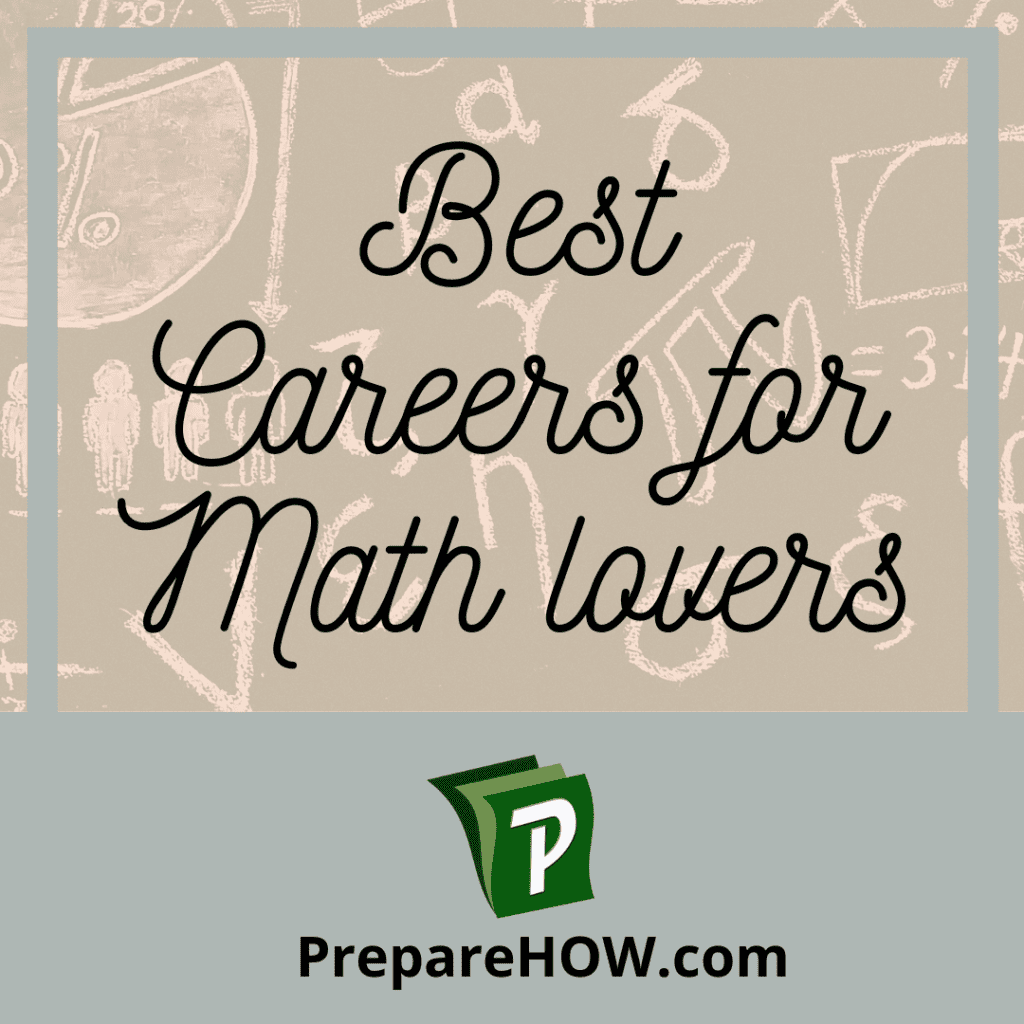 Careers for math lovers