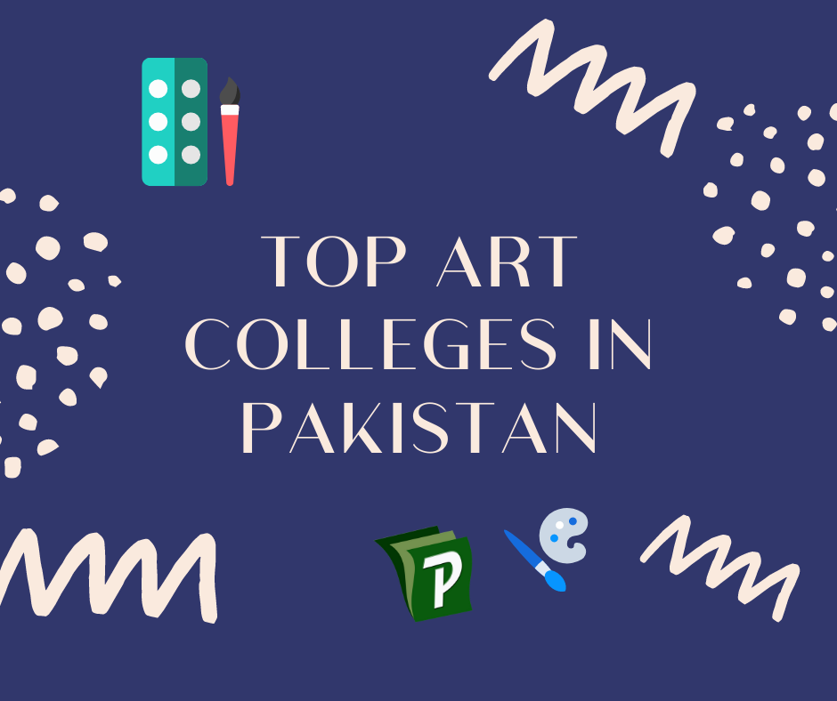 Top art colleges in Pakistan