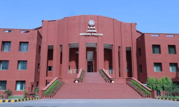 Top 10 Best Private Medical Colleges In Lahore