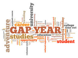 Gap year is a great opportunity to boost your potential