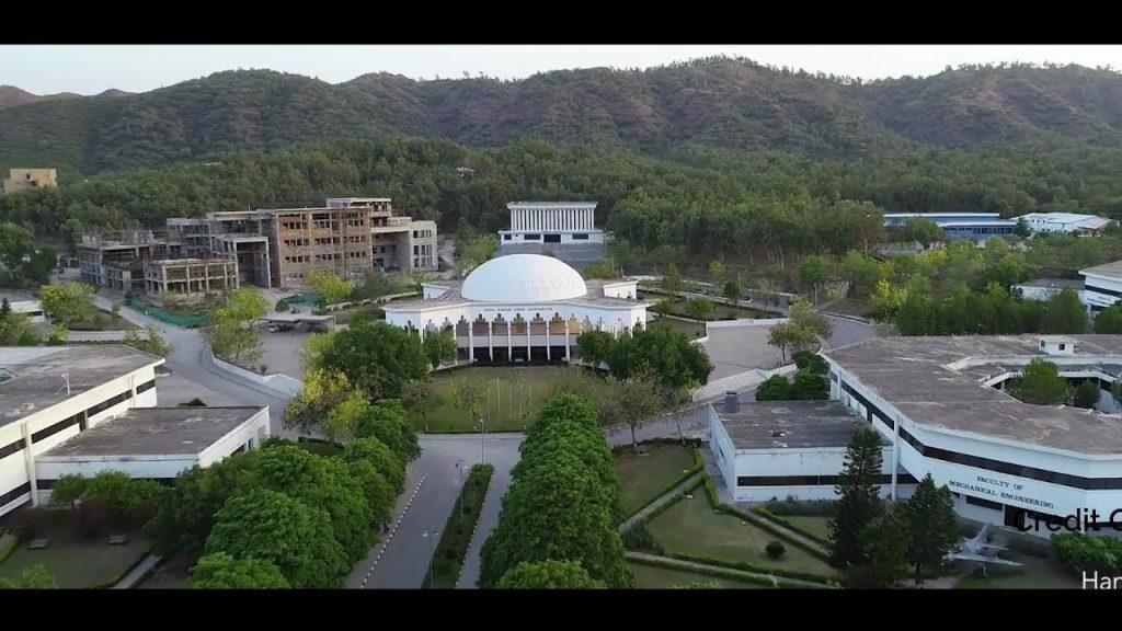 Campus Of GIKI