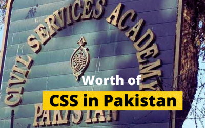 Is CSS worth it In Pakistan?
